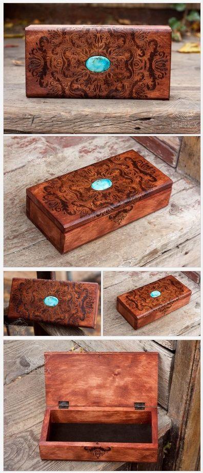 Wooden Money Box Luxury Custom Box For Money Vintage Jewelry