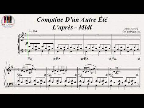 fabelhafte welt der amelie piano