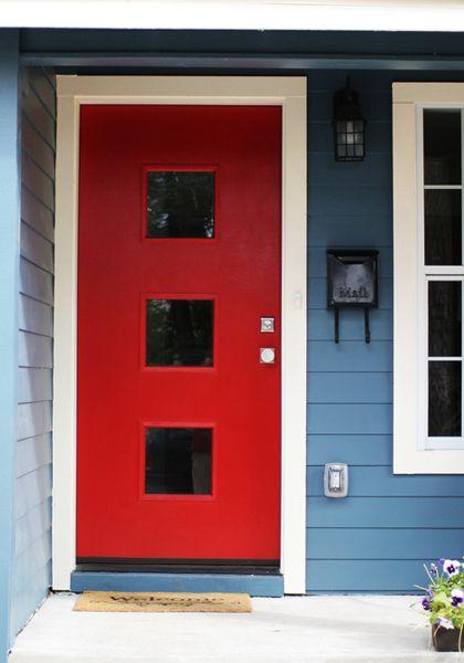 Crestview Doors Pictures Of Modern Front Doors For Mid Century Modern Houses 1950 S Ranch Homes R Modern Patio Doors Modern Exterior Doors Retro Front Door