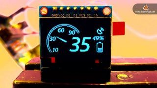 The Beginner S Guide To Display Text Image Animation On Oled Display By Arduino Arduino Arduino Projects Arduino Display
