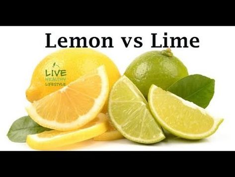 Do You Know The Difference Between Lemon And Lime | Life