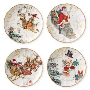 Tartan Dinner Plates Christmas Dinnerware Christmas Dinnerware Sets Christmas Dinner Plates