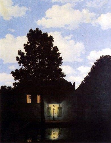 L Impero Delle Luci Magritte.Magritte L Impero Delle Luci Magritte Nuovi Amici E Impero