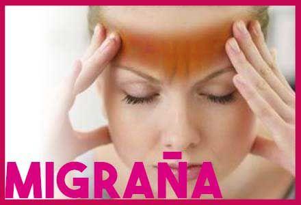 Dolor de migraña ocular