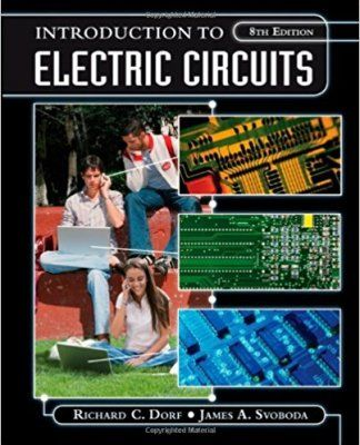 Introduction To Electric Circuits Free Pdf Books Electric Circuit Circuit Circuit Theory