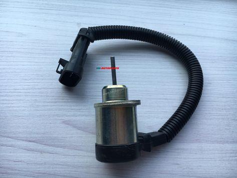 fuel shutoff solenoid 1J710-60011 kubota 12V | Engine Stop
