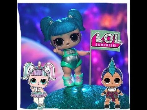 Lol Surprise Dolls Video Full Set Names Chart List Characters Glamstronaut Lol Surprise Lol Surprise Pets Lol Surprise Doll Lol Lol Dukker Babynavn Kjaeledyr