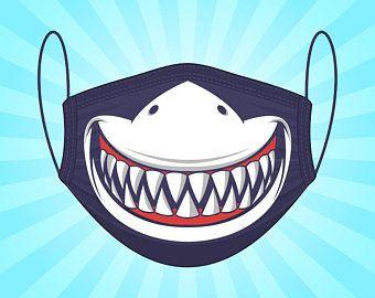 Skull Mouth Face Mask Design Face Mask Mouth Skull Teeth Mask Mouth Human Skull Skeleton Svg Png Instant Download Digital Vector Clipart Animal Face Mask Face Mask Animal Faces
