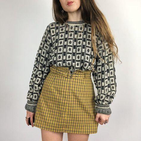 172ed04c Listed on Depop by laurenhouse   Fashion aesthetics   Vintage jumper ...