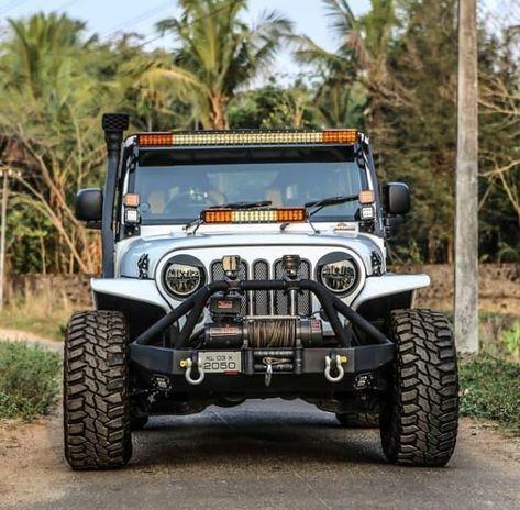 Off We Go Modifiedx Com Jeep Thar Jeeplife Mahindrathar Beatnotbabied Dirtyjeep Itsajeepthing Lifted Wrangler Wran New Jeep Truck Jeep Jeep Truck