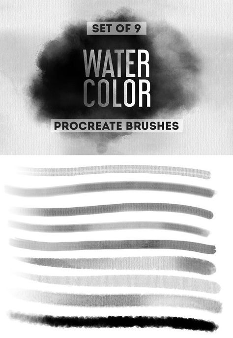 Procreate MEGAPACK: 450+ Premium Brushes incl  FREE Updates