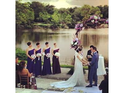 Morikami Museum And Anese Garden Delray Beach Weddings Palm Wedding Venues 33446 Lucy Timothy Ideas Pinterest