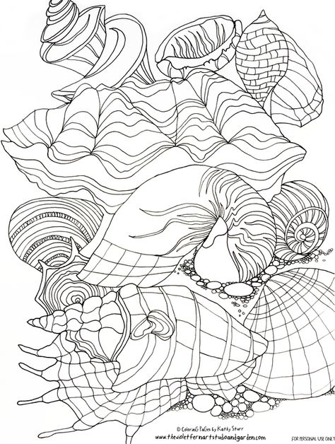 January Coloring Page | 628x474