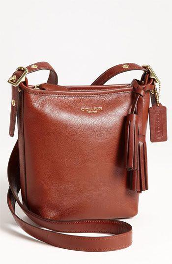 COACH 'Legacy - Mini' Leather Shoulder Bag | @Nordstrom #Anniversary #NSale