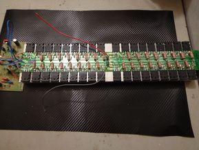 AMPLIFICADOR 1500W | ashok | Audio amplifier, Diy amplifier