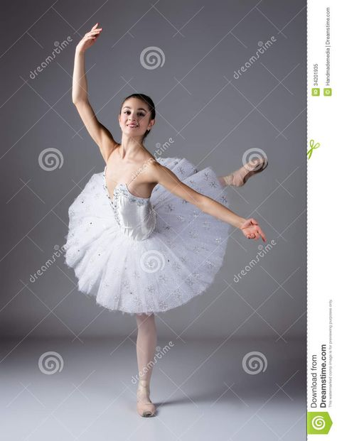 Female Ballet Dancer Maybe shoot from lower angle to give