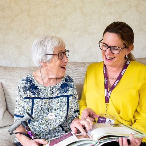 Enfield Town, Home Instead, Dementia Care, Look After Yourself, Live
