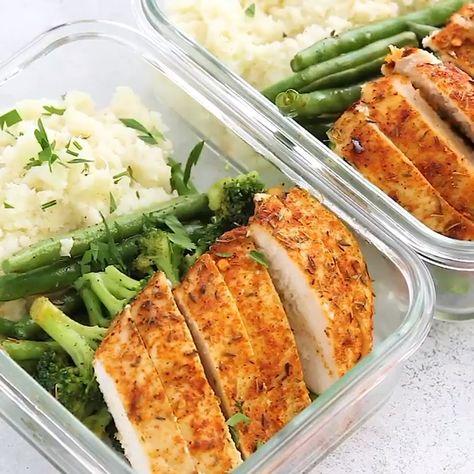 Simple Meal Prep Recipe