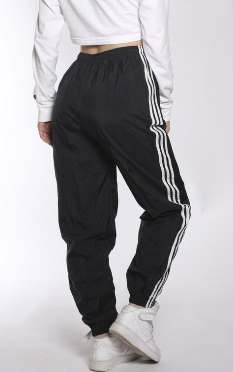 Vintage Adidas Wind Pants 860961653750110655 in 2020