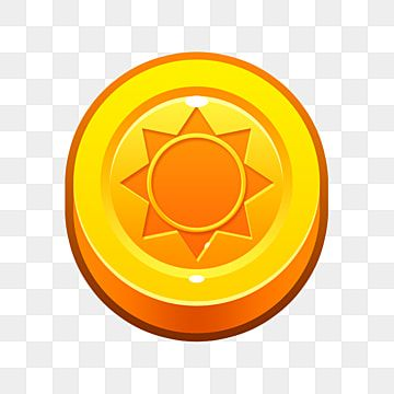 Glossy Sun Coin Sun Icons Coin Icons Glossy Png Transparent Clipart Image And Psd File For Free Download Coin Icon Free Artwork Clip Art