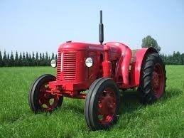 David Brown 25D//30D Tractor Operator Instruction Manual