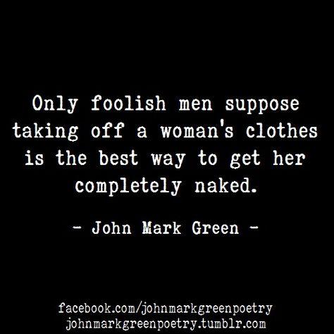 """Completely Naked"" - romantic poetry by johnmarkgreenpoetry.tumblr.com"