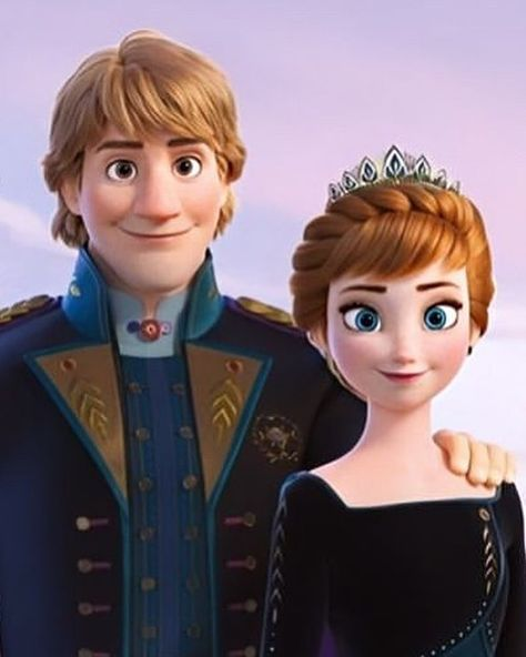 Which Anna Do You Love In Frozen Ii Frozen Disney Movie Disney