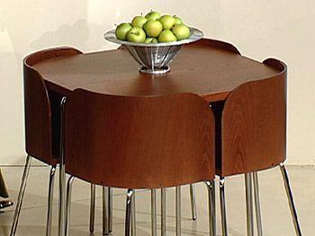 Möbler för små utrymmen # küchetisch Jag har alltid velat