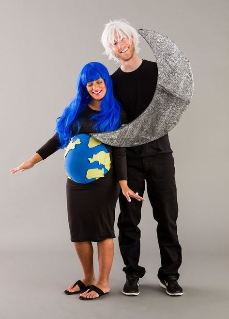9 Maternity Couples Costumes for You, Your Bump, and Your Boo