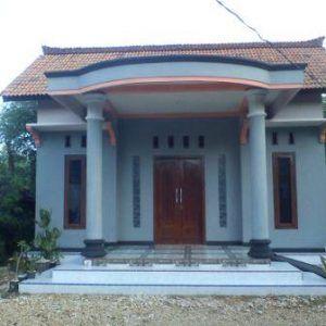 Contoh Model Rumah Idaman Sederhana Di Desa Paling Bagus Rumah Rumah Pedesaan Pedesaan