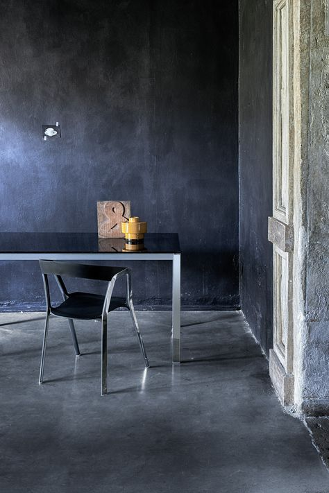 compas shiny chair by kristalia - via designresource.co | dining, Attraktive mobel