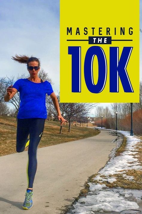 Mastering the 10K - A guide to your best race with tips for beginning runners to experienced.