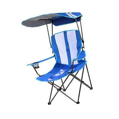 Icymi Kelsyus Original Canopy Chair Royal Blue Chair Butterfly