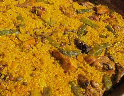 Recetas De Cocina Española Paella Valenciana | Receta Autentica Receta Valenciana Recetas De Cocina Recetas