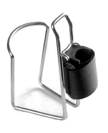 TwoFish QuickCage Water Bottle Cage Stainless No Bottle Included