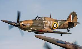 Hawker Hurricane In 2020 Hawker Hurricane Hawker Wwii Aircraft