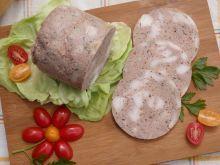 Mielonka drobiowa z szynkowara | Przepisy kulinarne