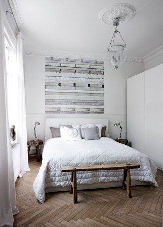 Scandinavian Interior Small Bedroom Interior Design For Little Square Living Room Scandinav Scandinavian Design Bedroom Modern Rustic Bedrooms Rustic Bedroom
