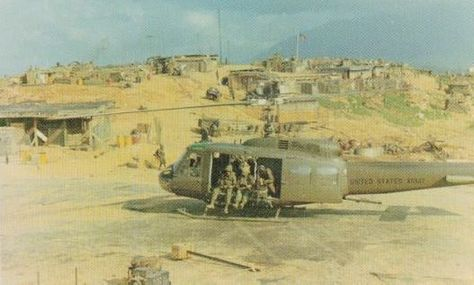 In March of 1971, the 25th Infantry Division was packing it up and leaving Vietnam. Those of us not having nine months in country were reassigned to other units within the country; I went to the 1…