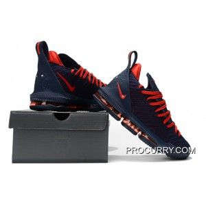 Big Deals Nike LeBron 16 Navy Blue
