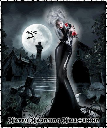 Image result for Happy Haunting halloween comment