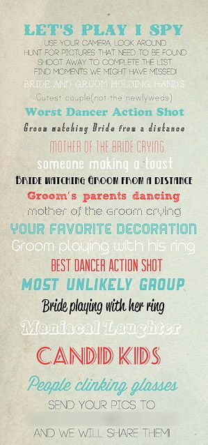 264 best Wedding reception ideas, games, and activities images on ...