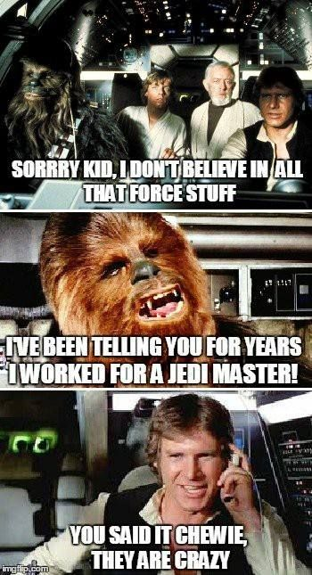 Https Www Facebook Com Vaderlives Photos A 350563598331300 91680 350551231665870 1617436758310638 Type Funny Star Wars Memes Star Wars Humor Star Wars Memes