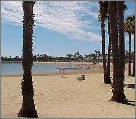 Marina Del Rey, Mother's Beach