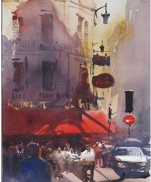 Alvaro Castagnet painting DVD
