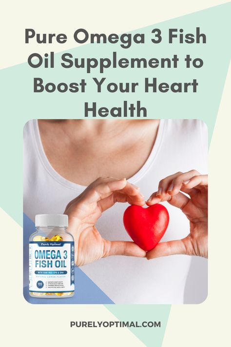 The rich source of EPA and DHA in our Omega 3 Fish Oil supplement doesn't end in protecting your heart, eyes, and brain, but as a result, it will help you live longer, stay stronger, and go further in achieving greater things in life. #omega3 #omega3fishoil #omega3benefits #omega3fishoilbenefits #omega3supplements #hearthealth #eyehealth #brainhealth #omega3fattyacids