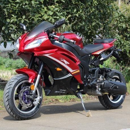 2018 X18r Super Pocket Bike 150cc Automatic Pocket Bike Bike Ninja Motorcycle