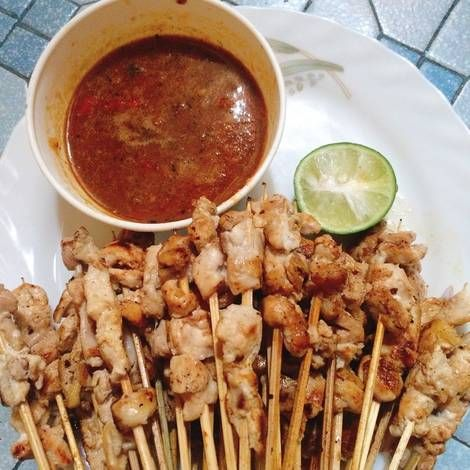 Resep Sate Taichan Goreng Oleh Lulu J Resep Makanan Dan Minuman Resep Masakan Makanan