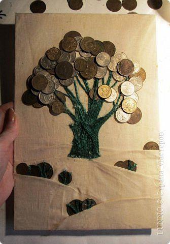 Pin de Camelia Sabau em IDEAS FOR HOME | Money trees, Art e