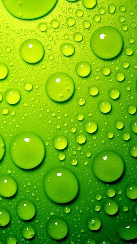Plain Neon Yellow Green Iphone Wallpaper Phone Background Lock Bubbles Wallpaper Green Wallpaper Green Bubble